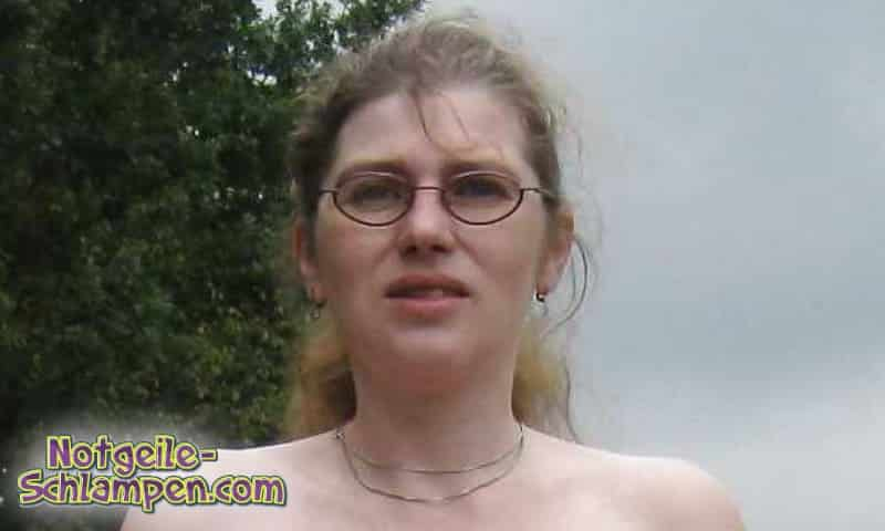 Unattraktive Frau will ficken